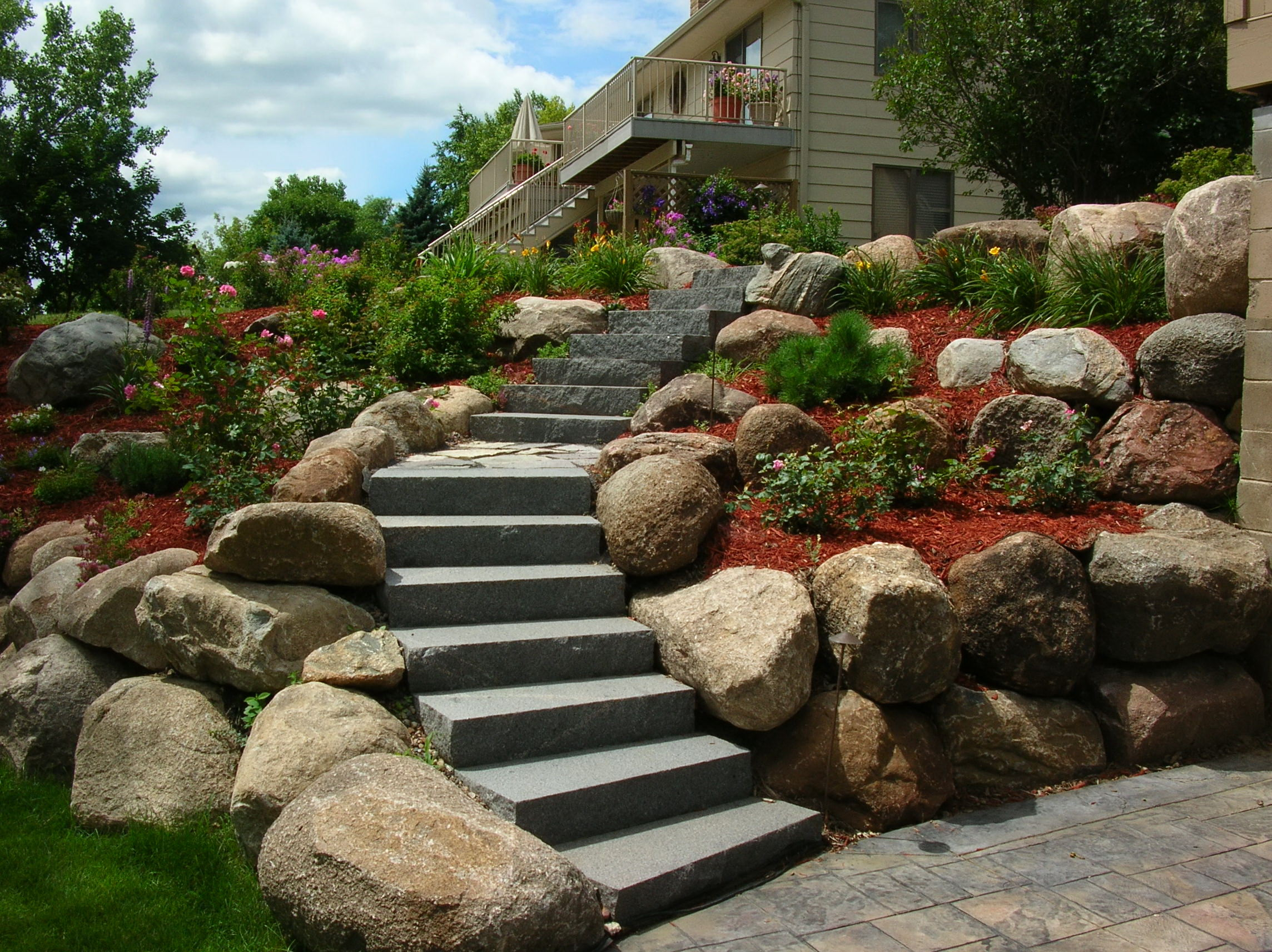 NEC Landscaping Minneapolis Landscaping Contractor – Retaining Walls ...